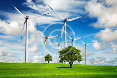 GE, NRG, COP to Invest in Clean Energy